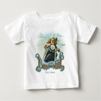 Born to be Wild Infant T-shirt