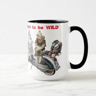 Born to be WILD Mug