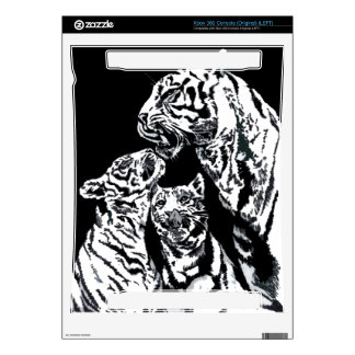 born to be wild tigers Xbox skins Skin For Xbox 360