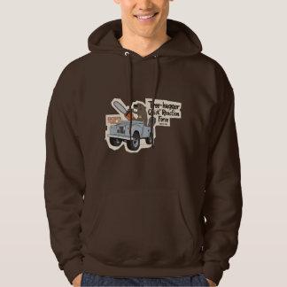 Born (to be) Wild Tree-Hugger Sweatshirt