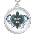 Born to Bead necklace (blue)