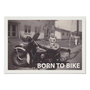 Birthday Ecards Harley Davidson ~ Harley invitations announcements zazzle