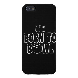 Born To Bowl Cover For iPhone SE/5/5s