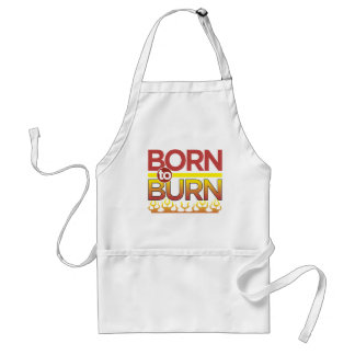 Born to Burn Apron