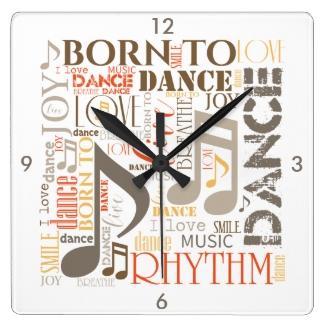 Born to Dance Brown ID277