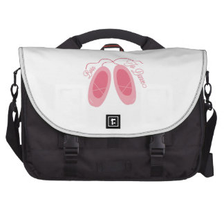 Born To Dance Laptop Bags