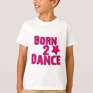 Born to Dance Pink T-Shirt