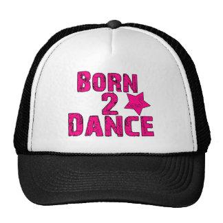 Born to Dance Pink Trucker Hat