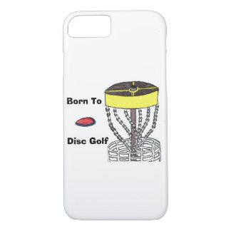 Born to Disc Golf Phone case