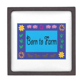 Born To Farm Premium Gift Box
