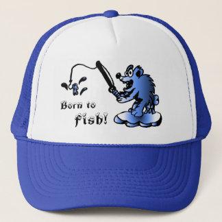 Born to, Fish! Cap