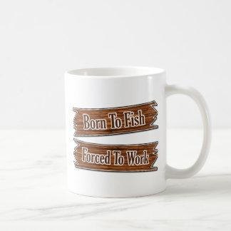 Born To Fish Coffee Mug