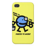 Born to fish covers for iPhone 4