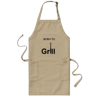 Born to Grill Apron