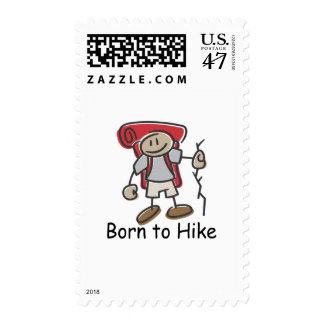 Born to Hike gifts. Postage