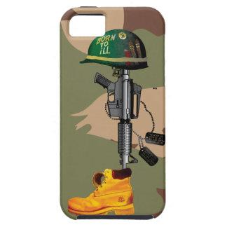 BORN TO ILL iPhone SE/5/5s CASE