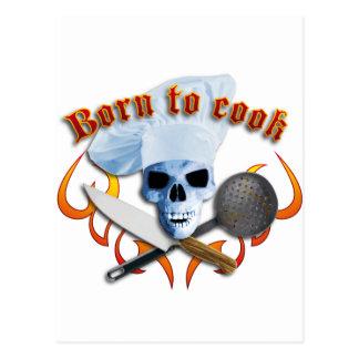 Born to islas cook b postales