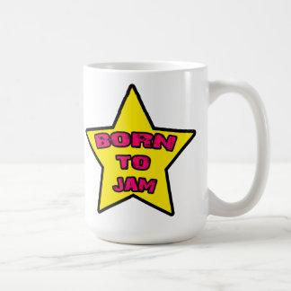 Born To Jam Coffee Mug