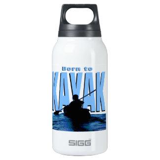 Born to Kayak Thermos Bottle