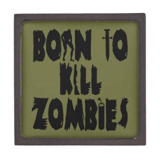 Born to Kill Zombies Premium Gift Box