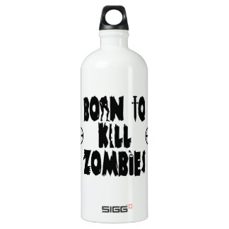Born to Kill Zombies SIGG Traveler 1.0L Water Bottle