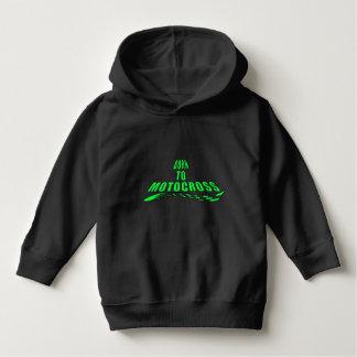 Born to motocross hoodie