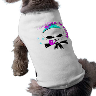 Born To Party Doggie Tshirt