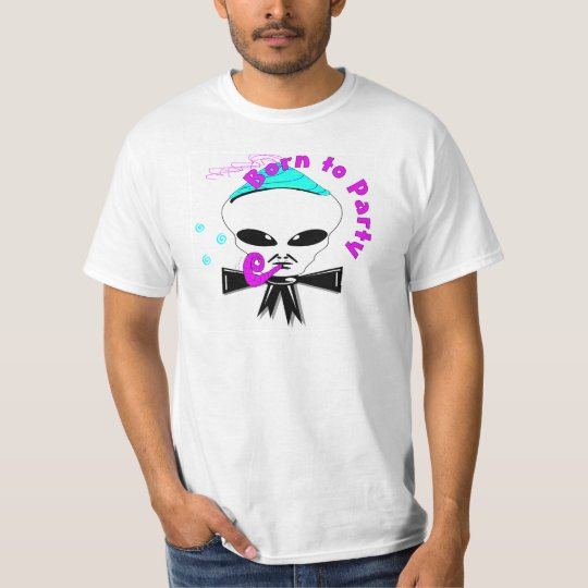 Born To Party T-Shirt