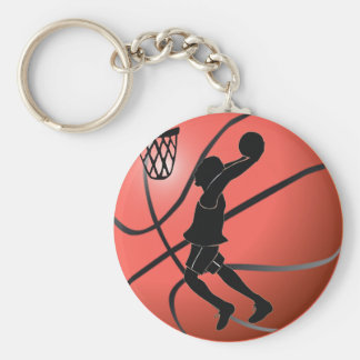 BORN TO PLAY BASKETBALL KEY CHAIN