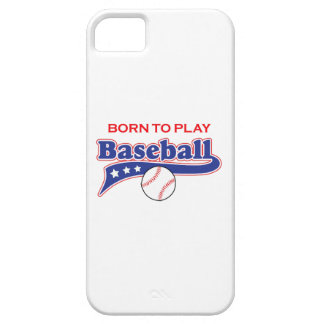 BORN TO PLAY iPhone 5 COVERS