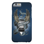 Born To Play II Barely There iPhone 6 Case