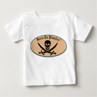 Born To Plunder Logo Shirt