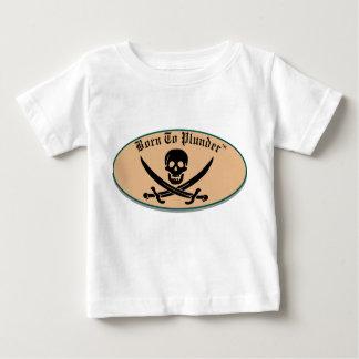 Born To Plunder Logo Shirt
