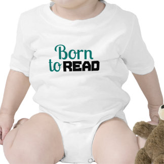 Born to Read for Baby Bodysuit