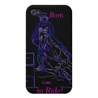 Born to Ride! ~ iPhone  4 Case iPhone 4/4S Cover