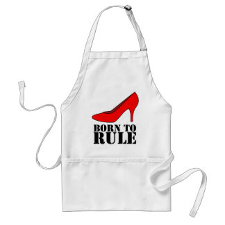 Born to Rule Adult Apron