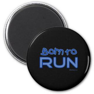 Born to Run - Blue Magnet