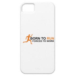 Born to run forced to work schutzhülle fürs iPhone 5