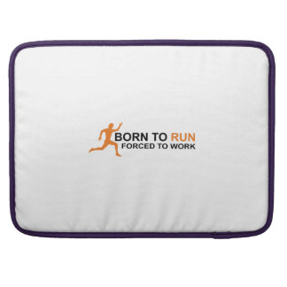 Born to run forced to work fundas macbook pro