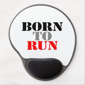 Born to Run Gel Mouse Pads