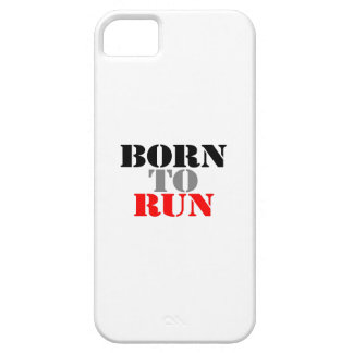 Born to Run iPhone 5/5S Case