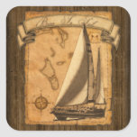 Born To Sail Sticker