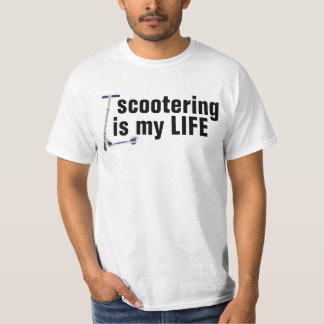born to scoot t shirt