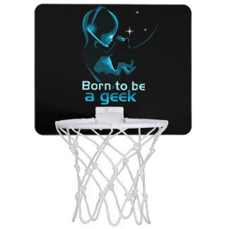 Born to sees Geek - M1 Mini Basketball Hoop