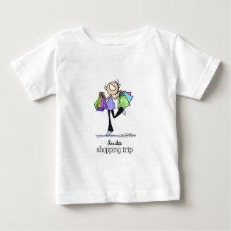 Born to shop - Anita Shopping Trip Baby T-Shirt