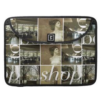 Born To Shop Macbook Pro Cover MacBook Pro Sleeve