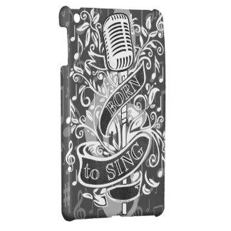 Born To Sing iPad Mini Case