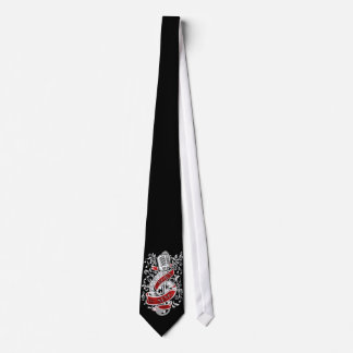 Born To Sing t-shirts Tie