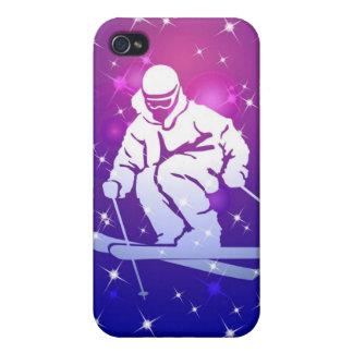 Born to Ski iPhone 4 Speck Case iPhone 4 Case