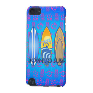 Born To Surf iPod Touch 5G Cases